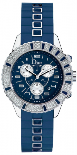 CHRISTIAN DIOR Christal Diamond & Blue Sapphire Dior Christal Ladies Watch CD11431IR001